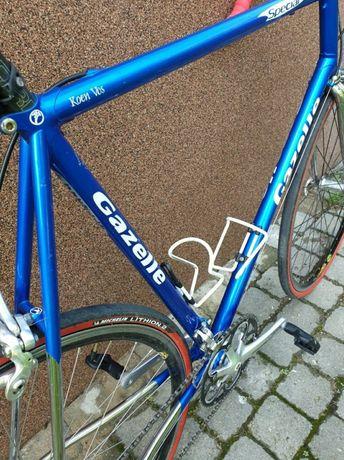 Rower Gazelle crmo reynolds 531 dodatkowo na sprzedaż trenażer Elite