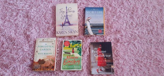 Автентичні англійські книжки з Канади