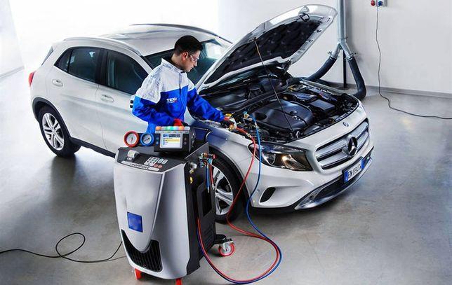 Заправка авто кондиционера кондиционер климатконтроль обслуживание
