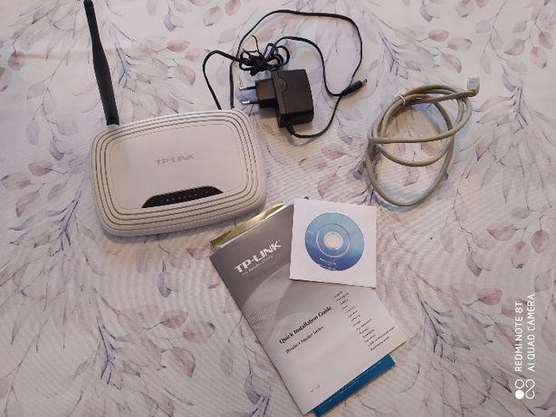 Bezprzewodowy router TP-Link WR 740N