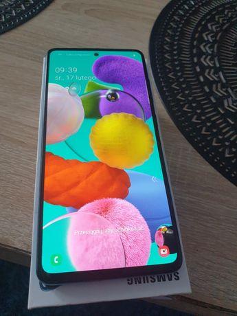 Samsung galaxy A51 Prism Crush Blue 128GB 4RAM