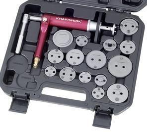 Reposicionador de pistões Pneumático KRAFTWERK 16 peças