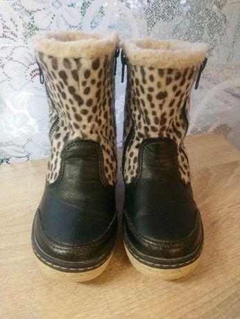Дитяче зимове взуття - чоботи Lupilu 26 розмір