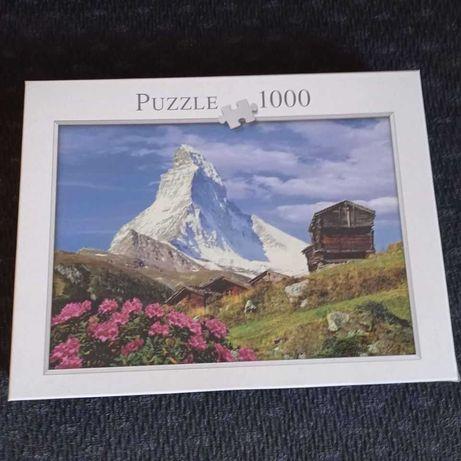 Puzzle 1000 peças em bom estado. 5 euros.
