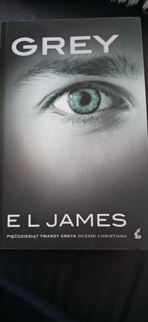 Książka GREY El James
