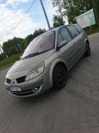 Renault Grand Scenic/ LIFT/2007r zamienię/ zamiana