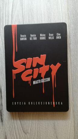 Film na dvd Sin City Miasto Grzechu edycja kolekcjonerska p9