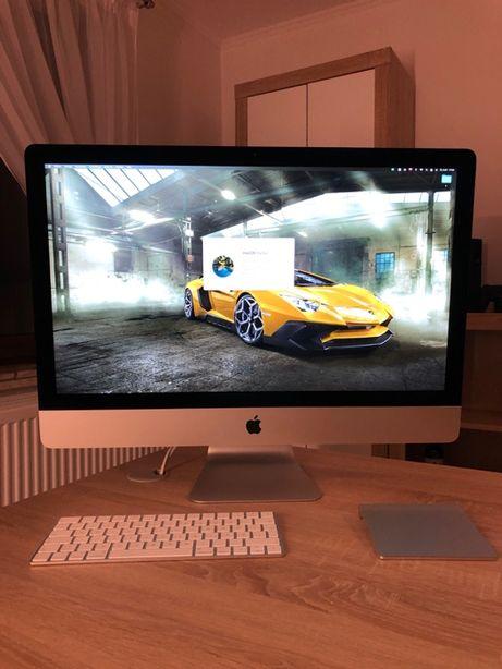 iMac 27 cali 5k late 2015 8GB ram / Stan idealny bez śladów zużycia.