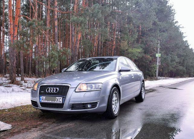 Audi A6 C6 дизель 2,7