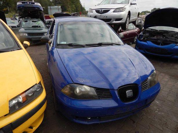 Seat Ibiza III 6L 2003r 1.2 Tylko na części!