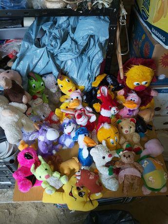 М'які  іграшки .