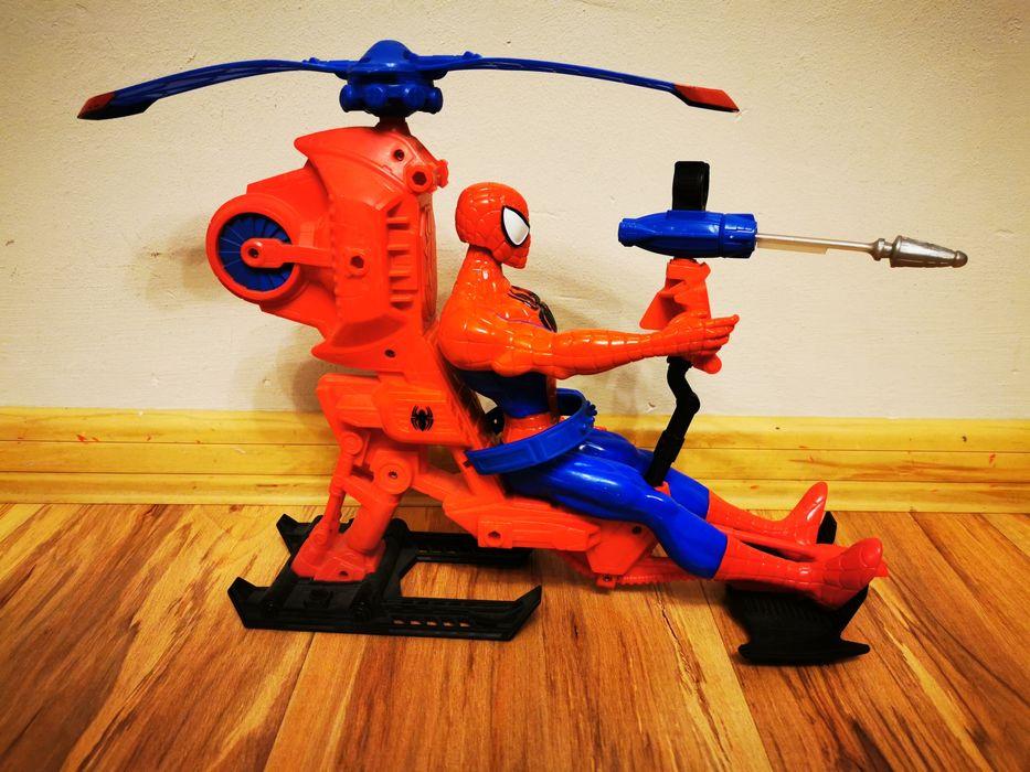 Marvel SPIDER-MAN z helikopterem Bytom - image 1