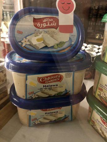 Chałwa libańska Chtoura Garden 400g PYSZNA