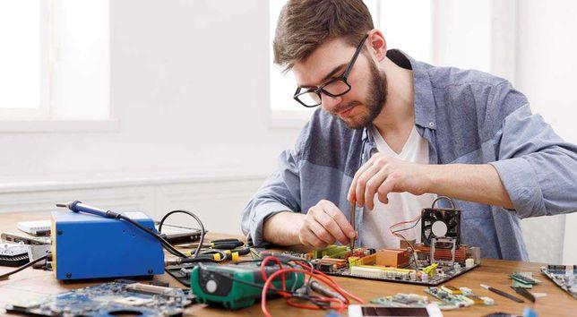 Налаштування компьютерів, встановлення Віндовс
