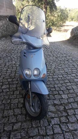 Scooter Yamaha 50