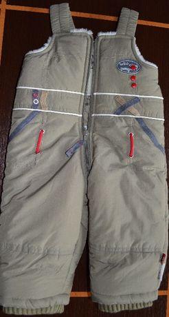 Spodnie ocieplane Wójcik