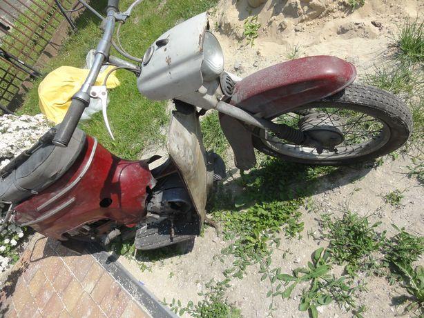 Motorower jawka 50cm