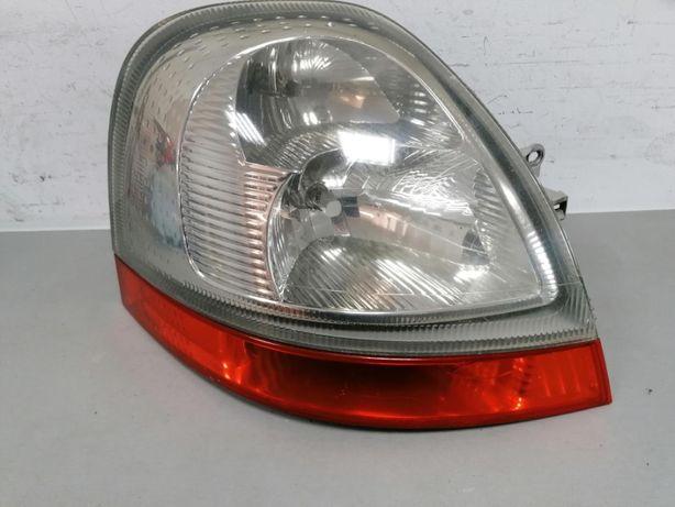 Lampa prawa renault Master II lift 03-10r Eu