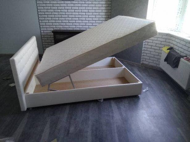 Королевская кровать Камелия от SonnaGroup / Кровать Ортопедическая