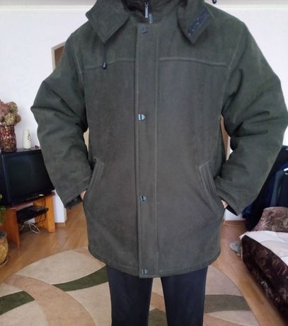 Куртка муж.  Большого размера .