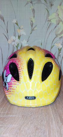 детский велосипедный роликовый шлем ABUS ACK Smiley Toy