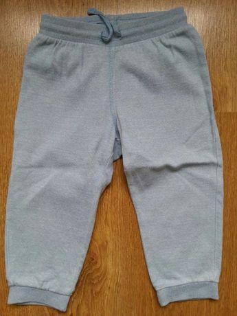 H&M spodnie dresowe dziecięce spodenki rozmiar 92