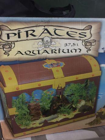 Aquário Arca de Piratas das Caraíbas
