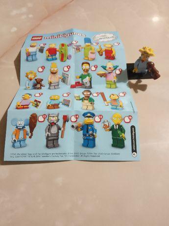Конструктор Lego minifigures The Simpsons оригинал