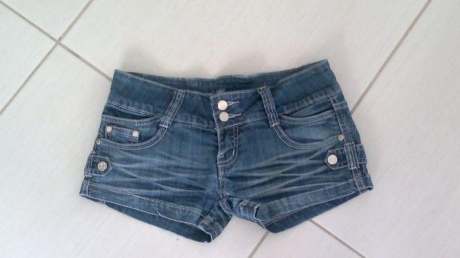 spodenki jeansowe/27