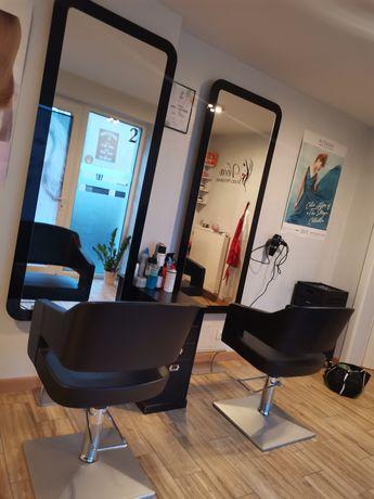 Wyposażenie salonu fryzjerskiego