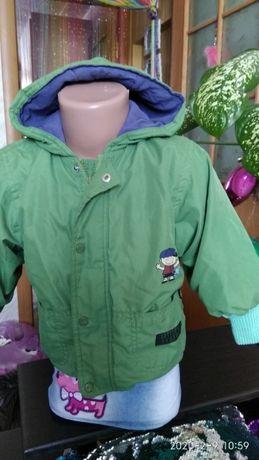 Куртка до 2 лет