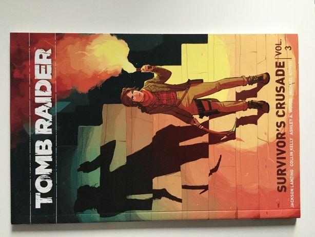 Tomb Raider Vol 3 Survivor's Crusade