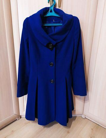Синий текстиль пуговицы