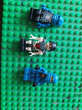 Лего Ниндзяго минифигурки