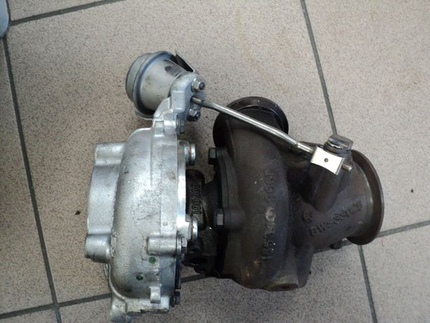 Turbosprężarka BMW G11, G30 typ B57D30C