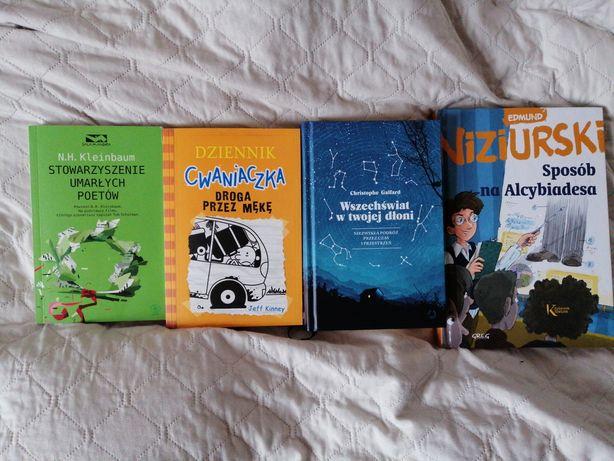 Książki na sprzedaż za 10-25 zł
