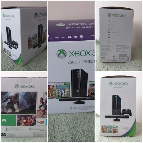 XBOX 360 RGH + LT3.0 - 250GB