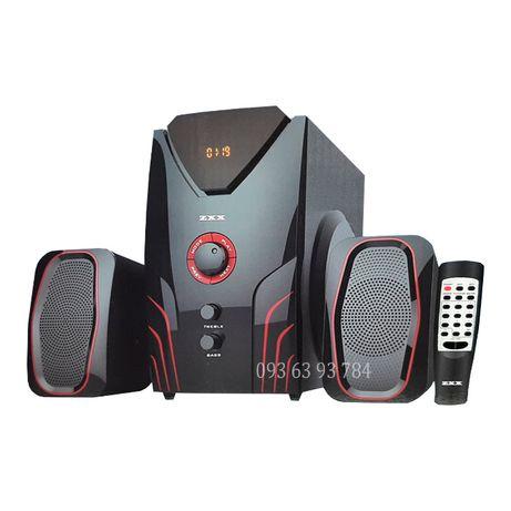 Музыкальный центр, акустика 2.1/USB/Bluetooth/FM-радио. Классный звук!
