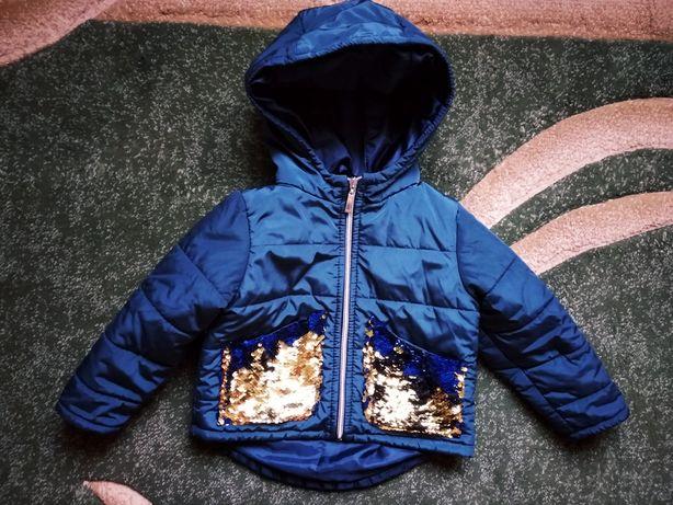 Демисезонная куртка курточка на весну осень осенняя