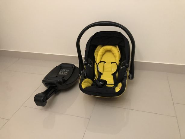 Автокрісло kiddy evolution pro 2 + isofix