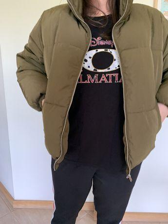 Kispo curto verde H&M