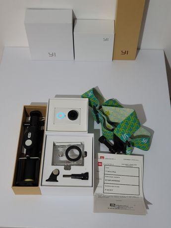 Kamera sportowa Xiaomi yi action camera fullhd WiFi + akcesoria