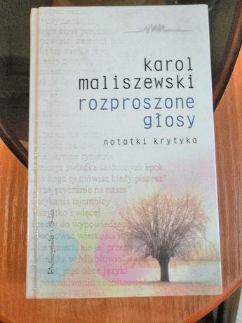 Rozproszone głosy Karol Maliszewski