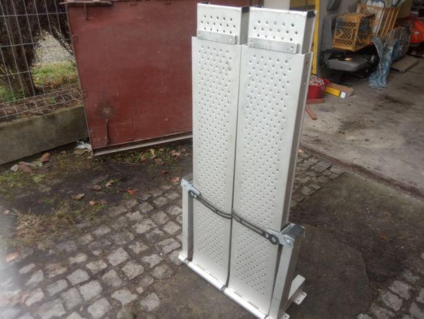 rampa najazd aluminiowy