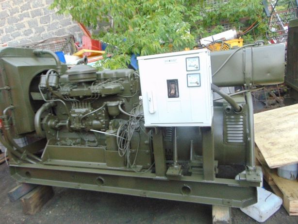 Agregat Prądotwórczy Prądnica 44 45 kw 50 kw 55 60 kva Bez silnika