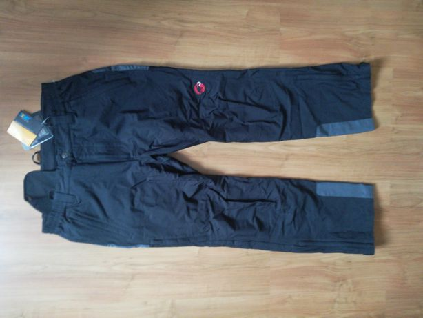 Spodnie MAMMUT softshell base jump advanced 38/30