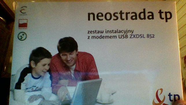 Modem USB ZXDLS 852 neostrada