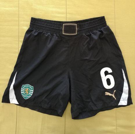 Calções Desportivos Puma Sporting