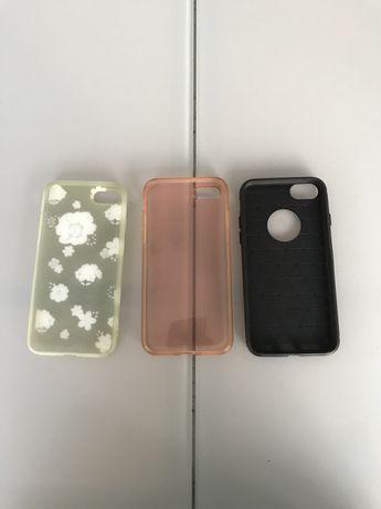 Capa para iphone 7/8 2,5€ cada