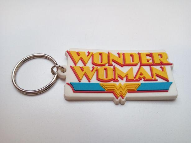 Brelok Wonder woman oryg DC comics nowy